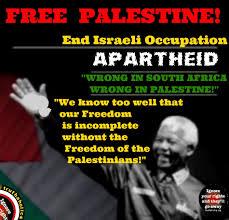 apartheid palestine
