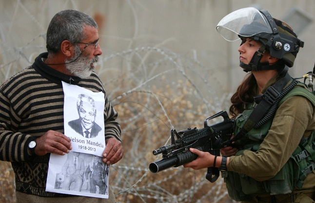 Pictures in the News: Bilin, West Bank