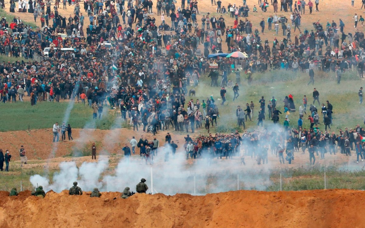 Gaza Peace Protests: Moment of Truth